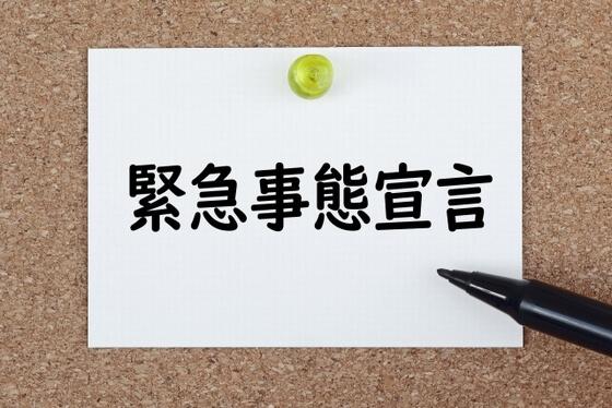 日本でも緊急事態宣言!FXは負けが込んでいます…【-189円】