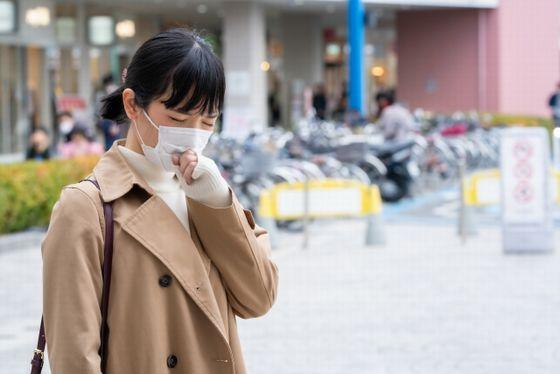 日本国内でも感染者が増加中…。新型コロナウイルス【80円】